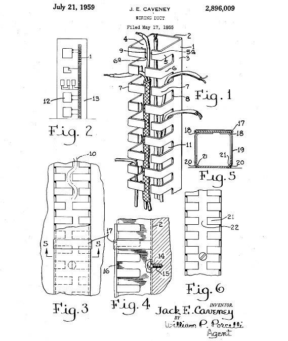 pierwszy patent panduita