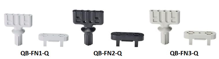 Uchwyt na pięć gwoździ QB-FN1-Q