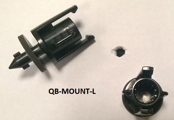 kołek montażowy QB-MOUNT-L