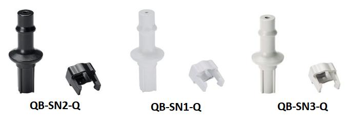 Uchwyt na jeden gwóźdź QB-SN1-Q