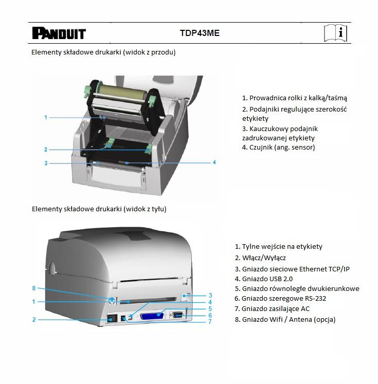 opis elementów drukarki1