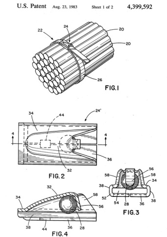 patent metalowe