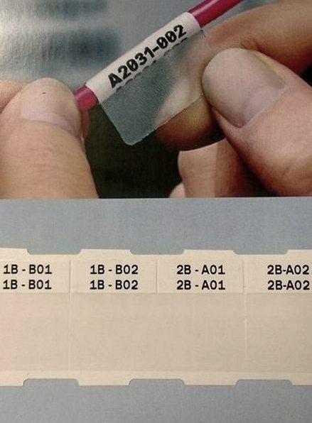 etykieta S100X125VATY